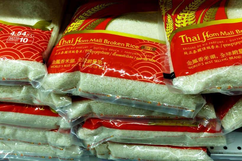 Broken Jasmine Rice by Authentic Food Quest