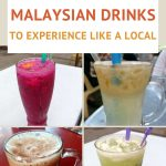 Various Malaysian Drinks by AuthenticFoodQuest