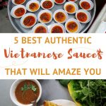 Best Vietnamese sauces by Authentic Food Quest