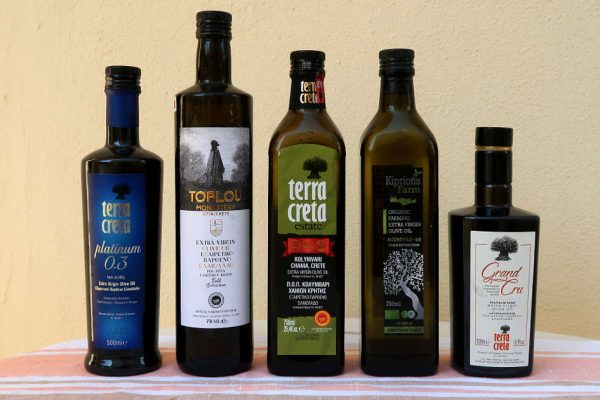 1200 Cretan Olive Oil by Authentic Food Quest