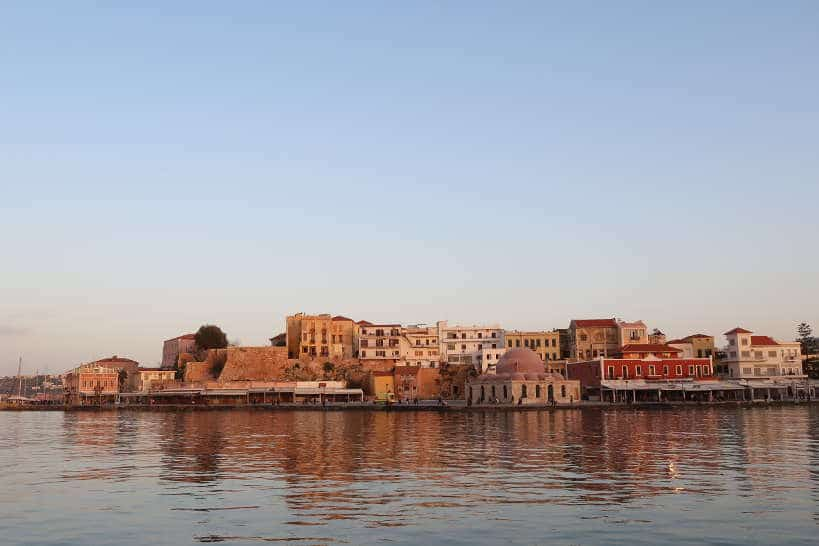 Chania Old Town Crete Authentic Food Quest
