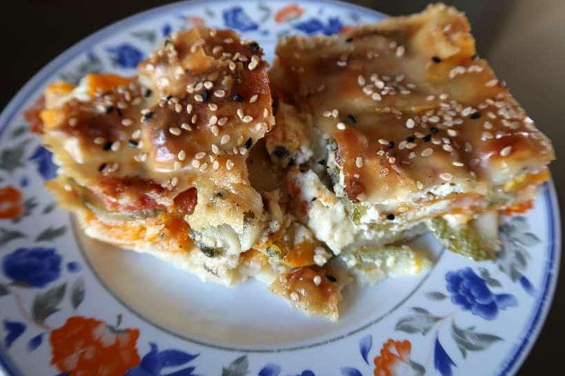 Chaniatiko Boureki by Authentic Food Quest