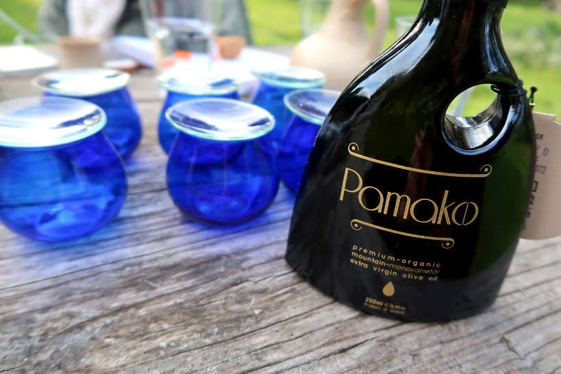 Pamako cretan olive oil by Authentic Food Quest