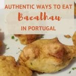Bacalhau Fritters in Portugal by AuthenticFoodQuest