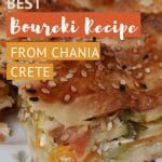 Best Boureki chania by AuthenticFoodQuest