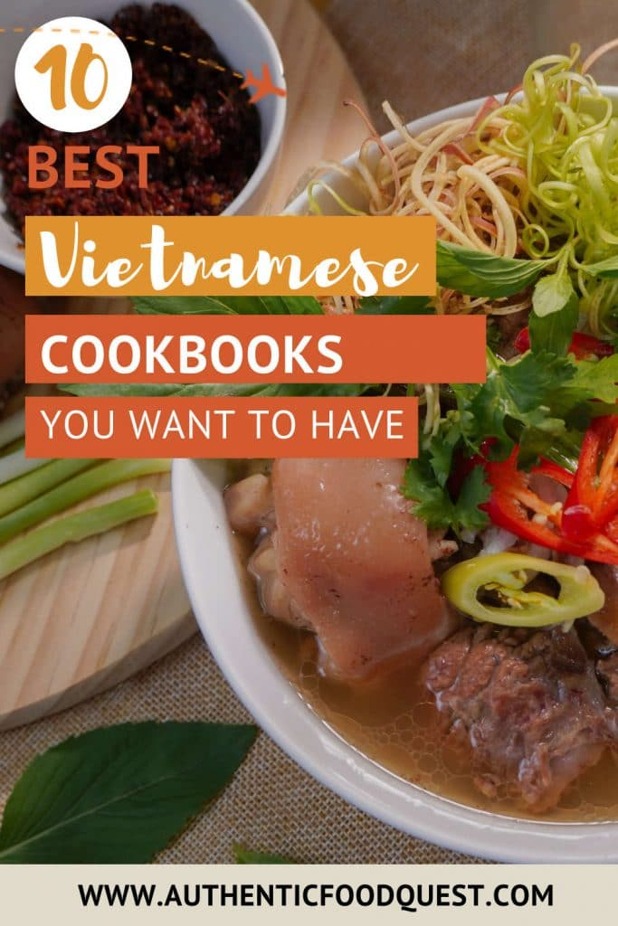 Best Vietnamese Cookbooks review by AuthenticFoodQuest