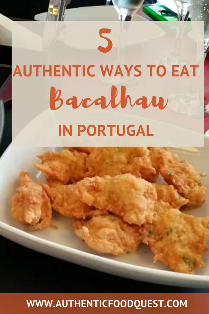 Pasteis de Bacalhau in Portugal by AuthenticFoodQuest