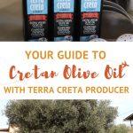 Terra Creta Olive Oil Crete by AuthenticFoodQuest