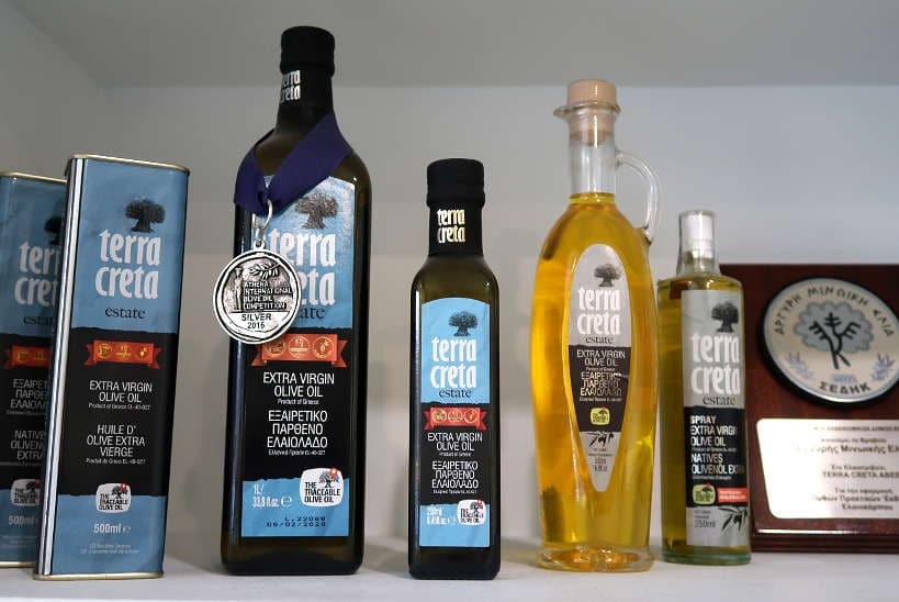 Terra Creta Olive Oil by Authentic Food Quest
