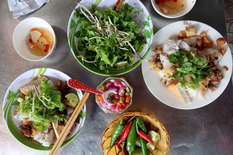 Traditional Vietnamese cuisine by Authentic Food Quest