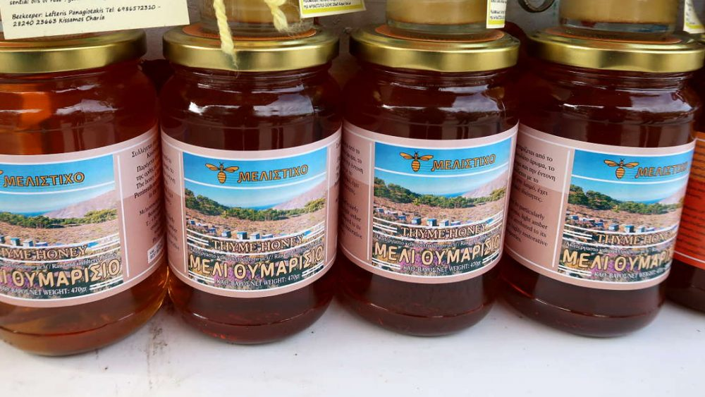 1200 Thyme Honey from Crete by Authentic Food Quest