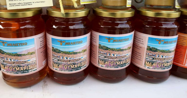 Why Thyme Honey From Crete Is One of the Best in the World