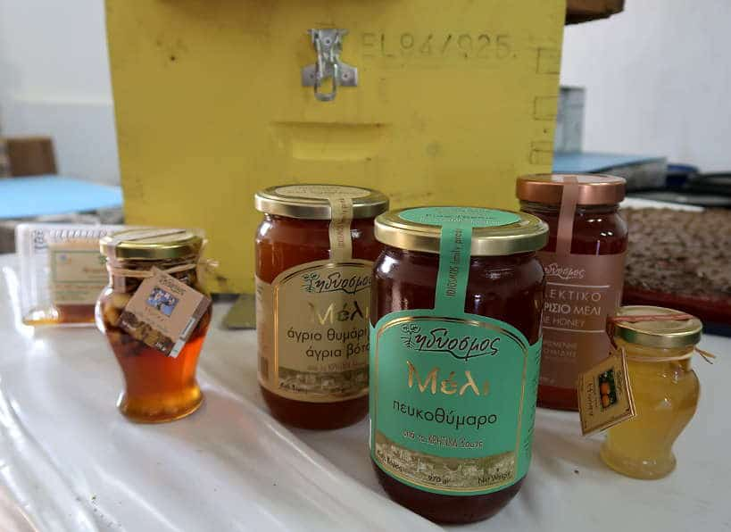 Idiosmos Honey from Greece by Authentic Food Quest