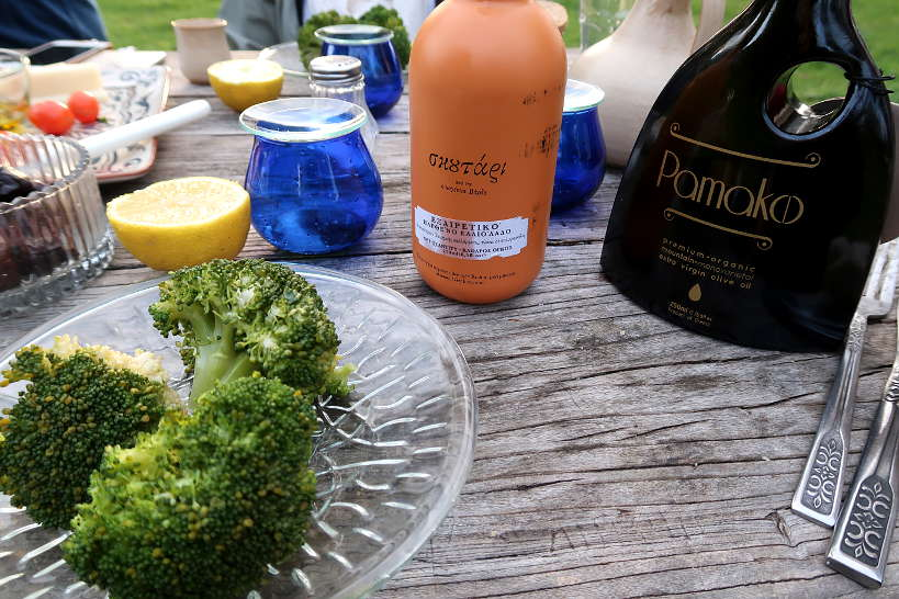 Pairing food with olive oil tasting Crete by Authentic Food Quest