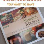 Pinterest Best Greek Cookbooks by Authentic Food Quest