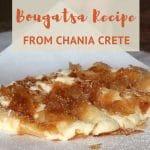 Bougatsa Recipe Chania Greece by AuthenticFoodQuest