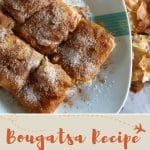 Bougatsa Recipe by Authentic Food Quest