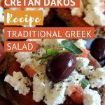 Cretan Dakos by AuthenticFoodQuest