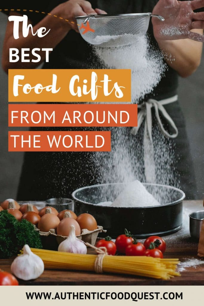 Pinterest Food Gifts for Travel Lovers Authentic Food Quest