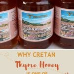Thyme Honey from Crete by AuthenticFoodQuest