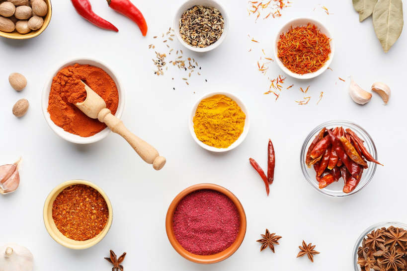Spices unusual food gifts by Authentic Food Quest