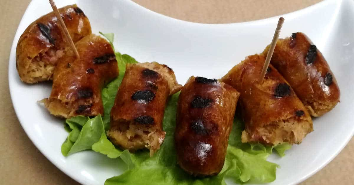 1200 Alheira Sausage One of the Best Port Foods by Authentic Food Quest