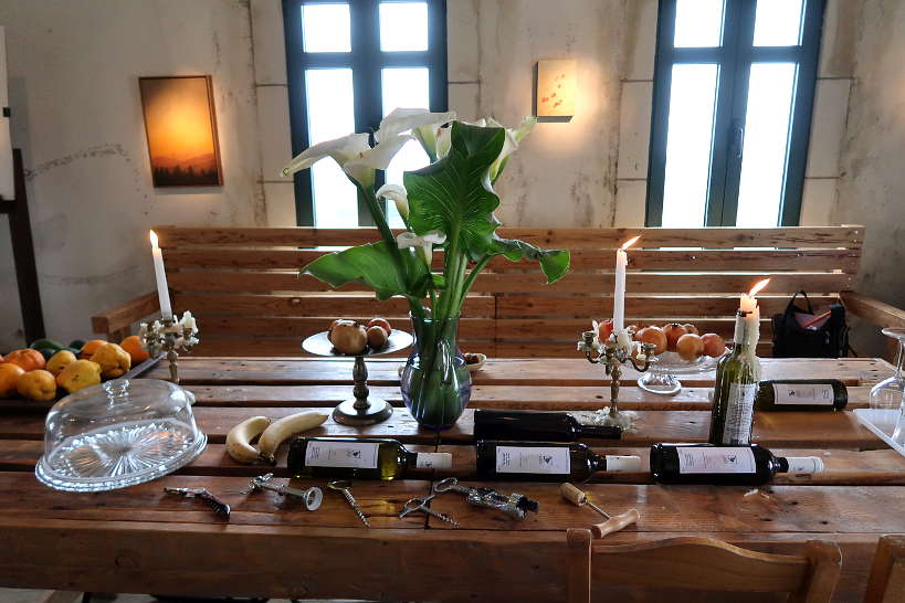 Loupakis winery tasting crete by Authentic Food Quest