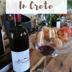 Wine tasting at Cretan Wineries by AuthenticFoodQuest