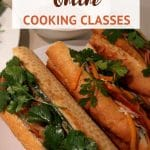 Banh mi Sandwich from VietnameseCookingClass by AuthenticFoodQuest