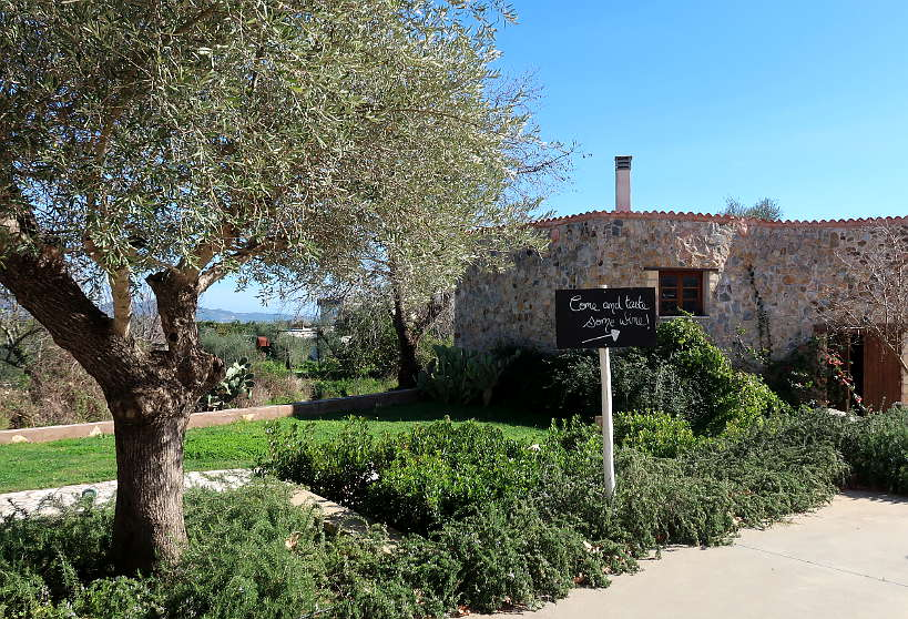 Manousakis winery one of the best wineries in Crete by Authentic Food Quest