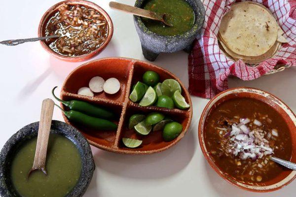 Birria meal at Guadalajara Restaurants by AuthenticFoodQuest