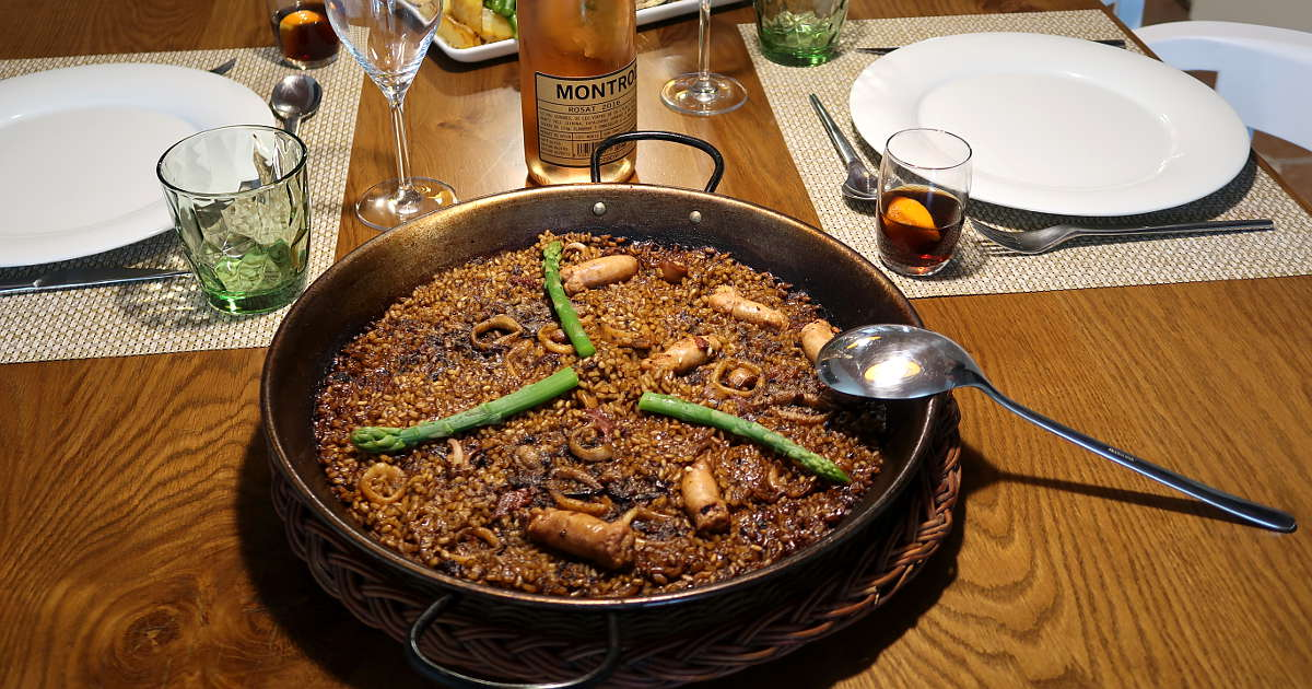 1200 Catalan Paella Best Catalan Food Costa Brava Spain by Authentic Food Quest