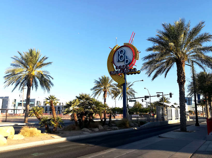 18b Art District Las Vegas by Authentic Food Quest