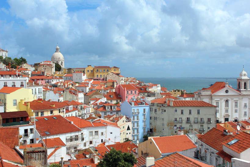 Alfama Lisbon neighborhood by Authentic Food Quest