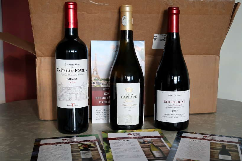 Best French Wines from Sommailier by AuthenticFoodQuest
