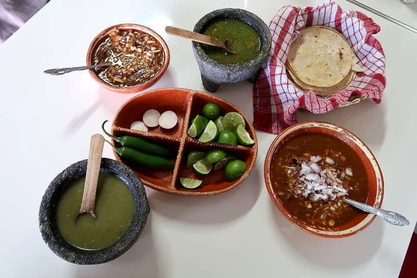 Birria Meal by AuthenticFoodQuest