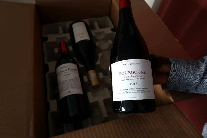 Bourgogne our favorite French Red Wine from Sommailier by AuthenticFoodQuest
