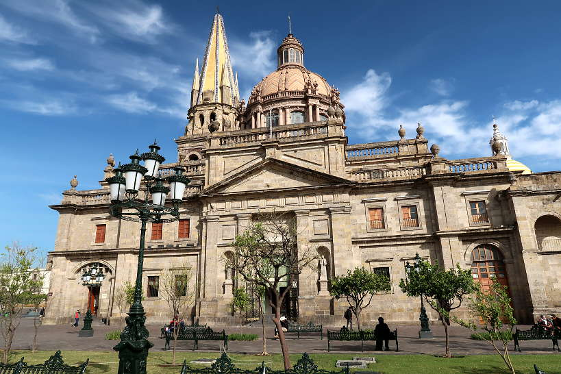 Cathedral Guadalajara by AuthenticFoodQuest