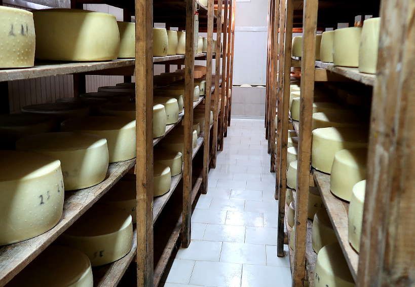 cretan cheese graviera by Authentic Food Quest