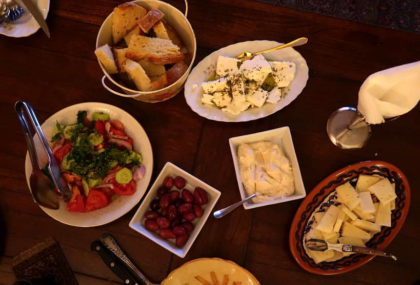 Cretan food by Authentic Food Quest