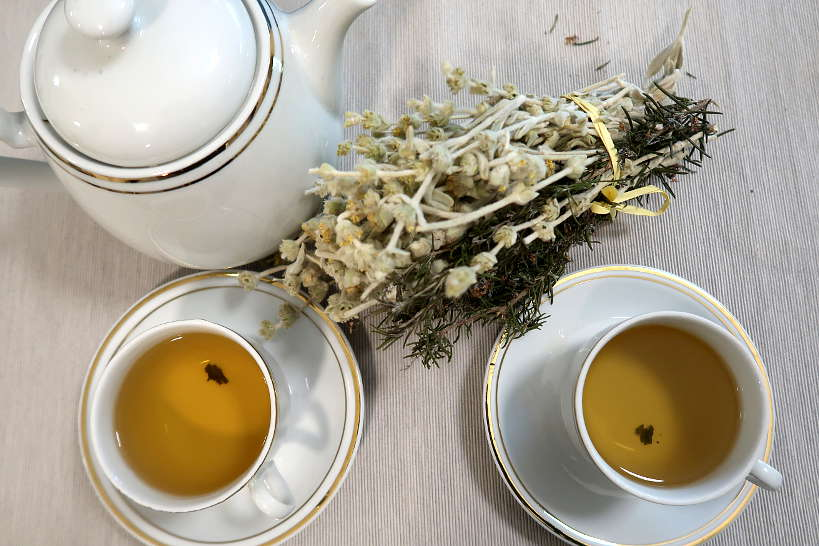Cretan Tea by AuthenticFoodQuest