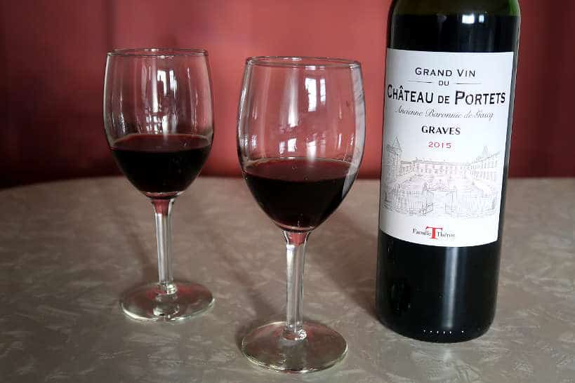 French Red Wine from Bordeaux by AuthenticFoodQuest