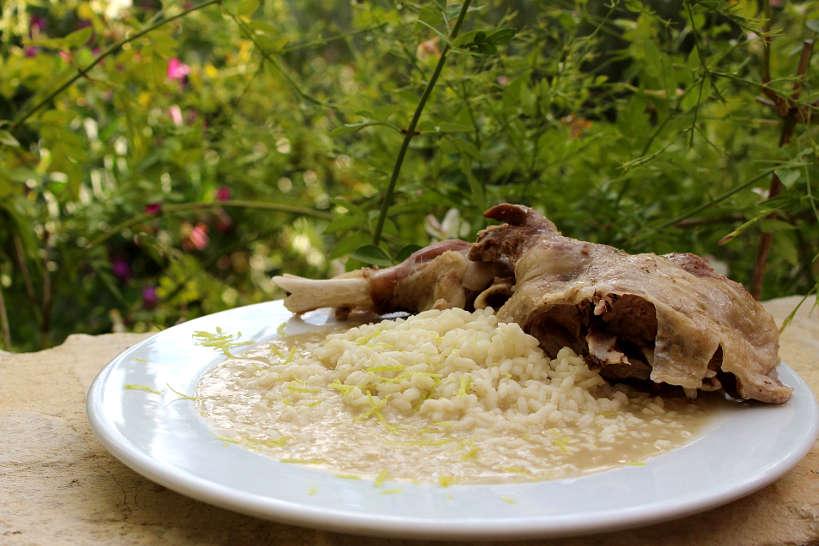 Gamopilafo unique food in Crete by Authentic Food Quest