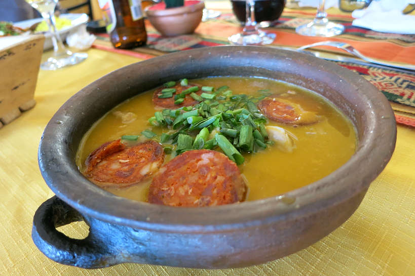 Locro a regional Specialty Food in Argentina by AuthenticFoodQuest