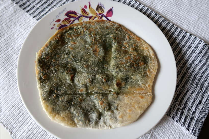 Marathopita unique cretan food by Authentic Food quest