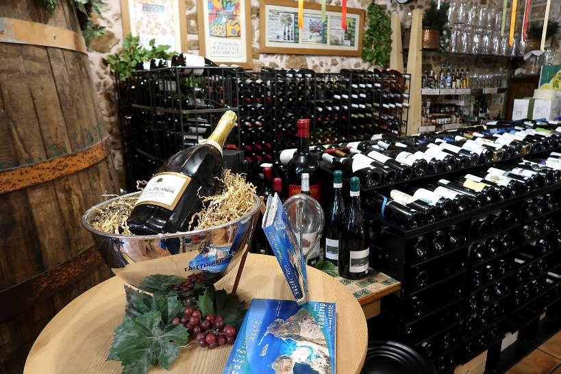 Miden Agen Wine Store in Chania by AuthenticFoodQuest