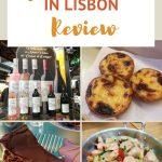 Pinterest best food tours in Lisbon by Authentic Food Quest