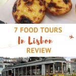 Pinterest Lisbon food tours review by Authentic Food Quest