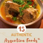 Llama meat traditiona food in Argentina by AuthenticFoodQuest