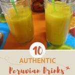 Peruvian Juices by AuthenticFoodQuest